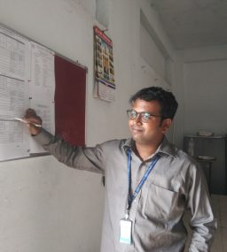 K.Vinay Kumar,Assistant Professor,I.T.Department (2)