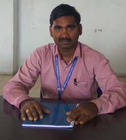 Mr. KARETI VENKAIAH ,Assistant Professor, Department of IT