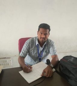 Mr.Harish Goud,Assistant professor,IT Department