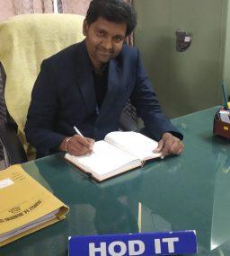 P Srinivas