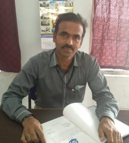 P.Thimma Reddy,Associate Professor,I.T.Department